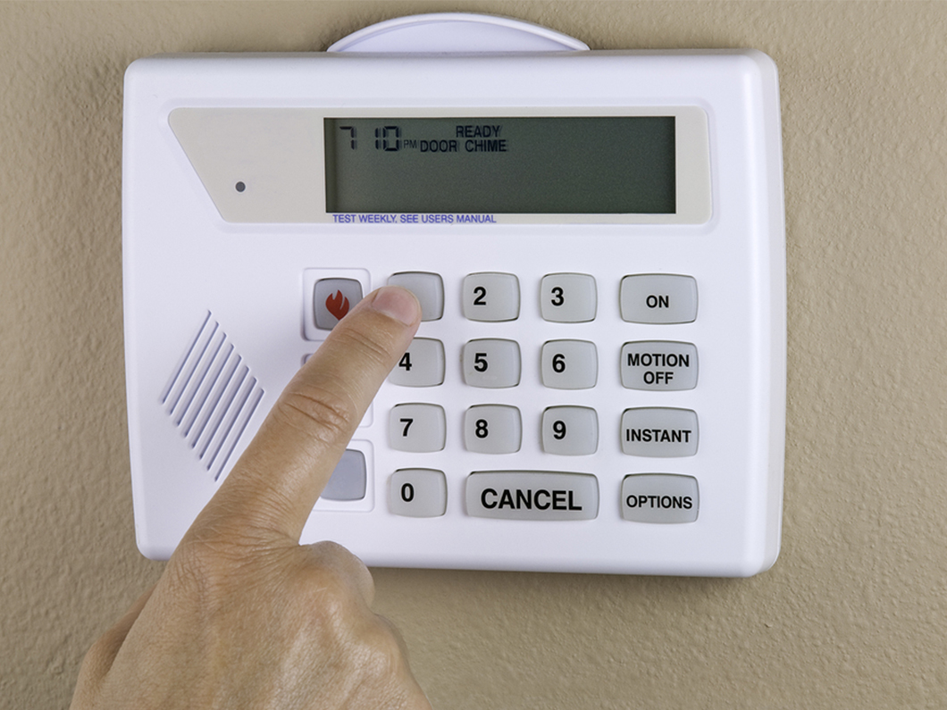 Do It Yourself INSTALLATION SECURITY SYSTEMS